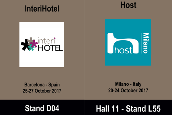 October HORECA shows