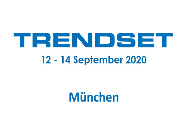 Trendset Munich September 2020